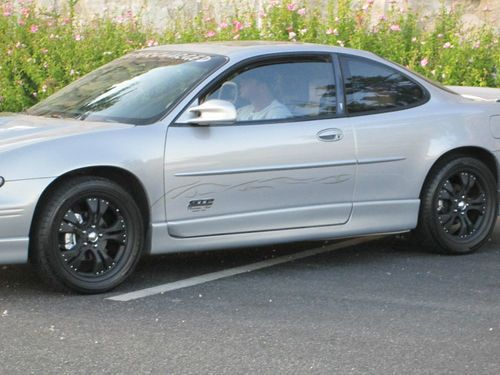 Purchase Used Custom Show Car Pontiac Grand Prix GTP Coupe