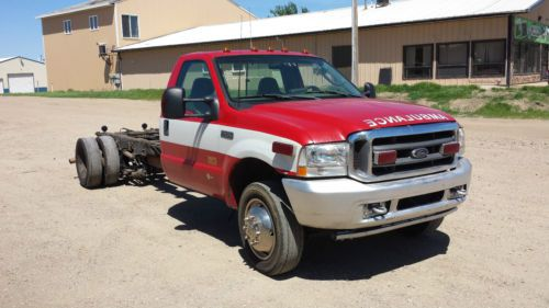 Purchase Used Ford F 450 6 0 Powerstroke Engine