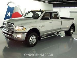 Purchase used 2014 DODGE RAM 3500 LARAMIE CREW 4X4 DIESEL