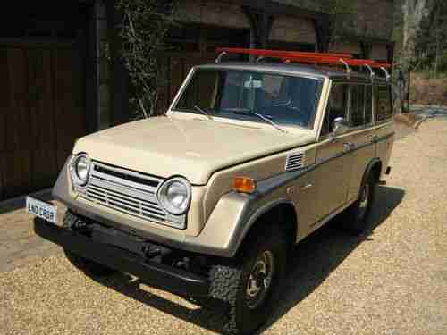Sell Used 1971 Toyota Land Cruiser FJ55 Restored By TLC