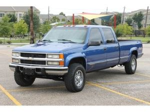 Sell used ENVYAUTOMOTIVECOM 1997 CHEVY SILVERADO 3500 DIESEL 4X4 **NO RESERVE AUCTION** in