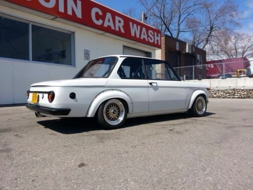 Sell Used 1973 BMW 2002 6 Cylinder Conversion M20 Fresh Resto In East York Ontario Canada