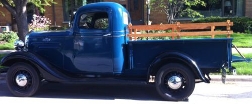Sell Used 1936 Chevrolet Pick Up Truck In Elmhurst