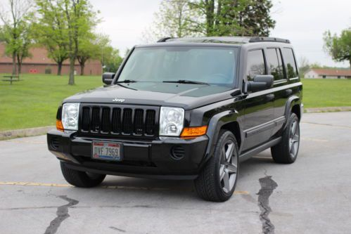 Purchase Used 2006 Jeep Commander 47 Liter V8 Leather