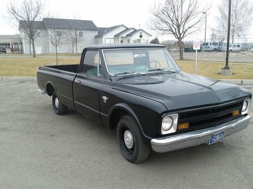 Purchase Used 1969 Chevy Chevrolet C10 Stepside Pickup