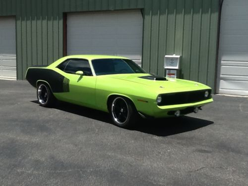 Plymouth Barracuda For Sale Page 6 Of 34 Find Or Sell