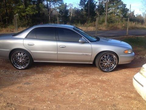 Sell Used 2002 Buick Century Custom In Jasper Texas