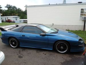 Purchase used 1994 Chevrolet Camaro Base Coupe 2Door 34L