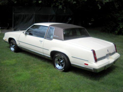 Purchase Used 1984 Oldsmobile Cutlass Supreme Brougham 22k