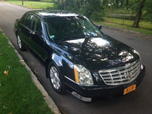 Find Used 2009 Cadillac Dts Base Sedan 4 Door 4 6l In