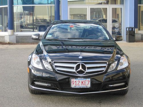 Find Used Certified 2012 Mercedes Benz E Class E350