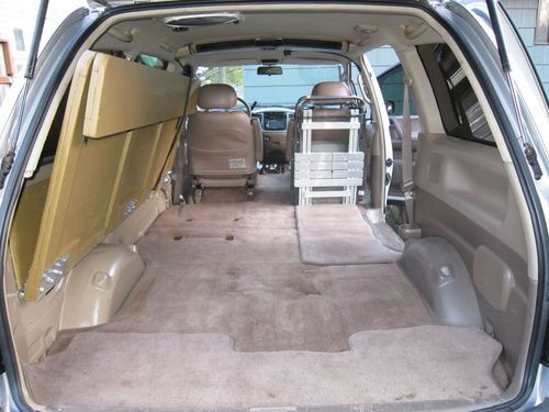 Find Used Toyota Camper Van Previa Awd