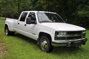 Find used 1997 Chevy C3500 DRW Dually 65 Turbo Diesel