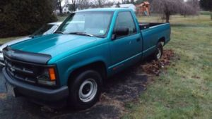 Find used 1993 Chevy Cheyenne 1500 WT 170,320 Miles 5
