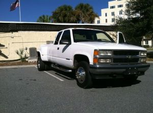 Purchase used 1997 Chevrolet C3500 Cheyenne Extended Cab