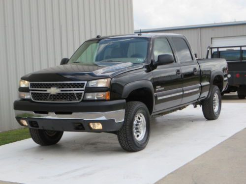 Purchase Used 05 K2500 Lt3 6 6 Duramax Diesel 5spd Allison 4x4 Swb New Tires Jvc Carmax Tx In