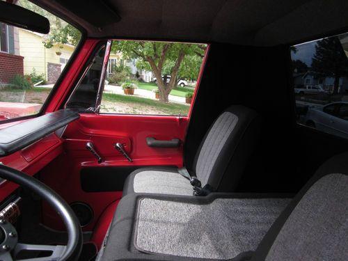 Purchase Used 1965 Dodge A100 Pickup V8 Automatic Custom