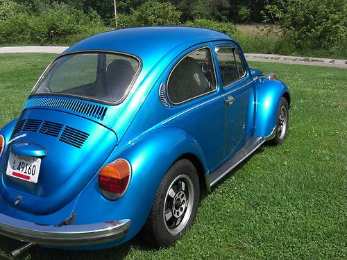 Buy Used 73 SUPER BEETLE In Oakdale Tennessee United States