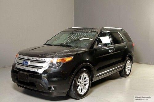 Buy Used 2012 Ford Explorer Nav 7 Pass Panoramic Sunroof