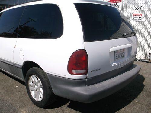 Find Used 1997 Dodge Grand Caravan No Reserve In Orange California United States