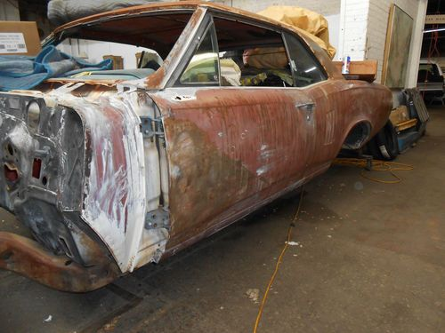 Sell used 1967 pontiac lemans parts car in Chicago  Illinois  United     1967 pontiac lemans parts car