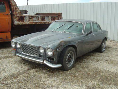 Sell Used 1971 Jaguar Xj6 4 Door Sedan In Almost Complete