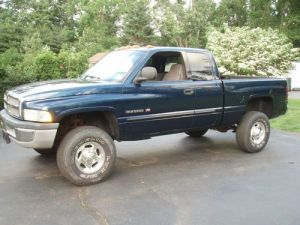Purchase used 2001 Dodge Ram 2500 Laramie SLT 4x4 in Lincroft, New Jersey, United States