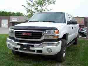Buy used 2005 GMC Sierra 3500 SLE Duramax LLY Diesel 4x4