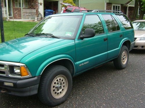 Buy Used Chevrolet Blazer Automatic Transmission With