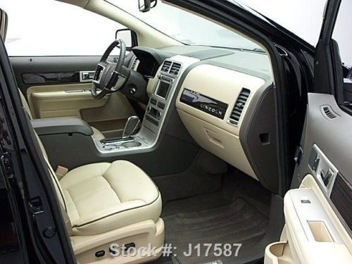 Buy Used 2008 Lincoln Mkx Elite Ultimate Pano Sunroof Nav