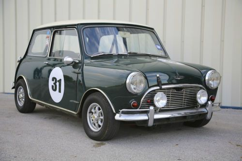 Find used 1964 Austin Mini Cooper S Rally Car in Ames  Iowa  United     1964 Austin Mini Cooper S Rally Car