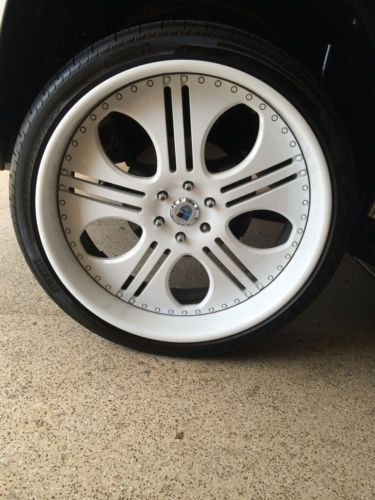 Find Used GMC Yukon Denali Custom 26 Asanti Wheels