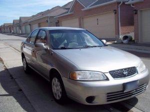 Find used 2001 Nissan Sentra GXE Sedan 4Door 18L in