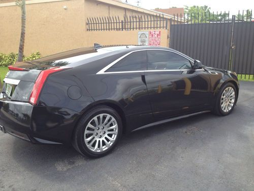 Find Used 2011 Cadillac CTS4 Coupe 2 Door 36L In Hialeah