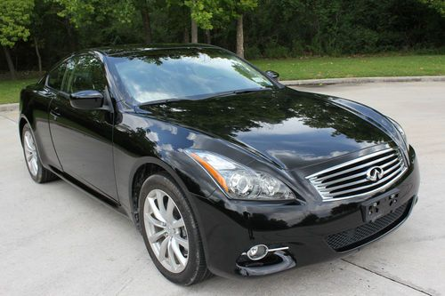 Sell Used 2012 Infiniti G37x Awd All Wheel Drive 2dr Coupe