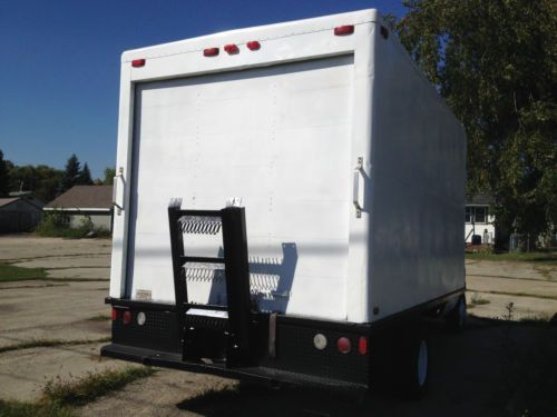 Purchase Used Chevy G30 14 Ft Box Truck In Rockford