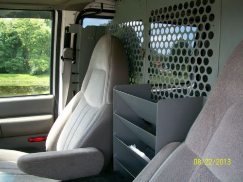 Purchase Used 2000 Chevrolet Astro Extended Cargo Van Awd