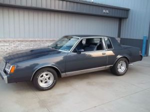 Sell used 1983 Buick Regal TType Coupe 2Door Chevy 355