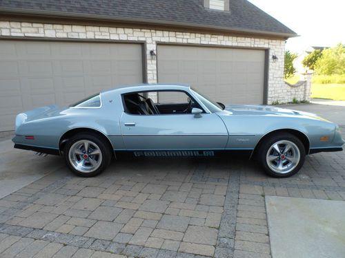 Sell Used 1977 Pontiac Firebird Formula Coupe 2 Door 57L