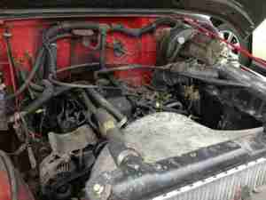 Purchase used 1990 JEEP Wrangler 25 Fuel Injection in Fairfield, New Jersey, United States, for