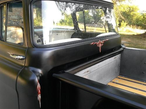 Purchase Used 1955 Chevy Truck In Fort Dodge Iowa United