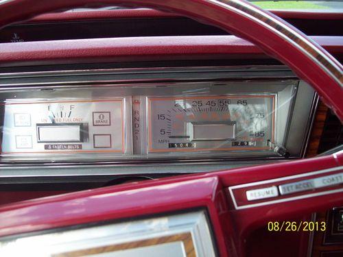 Buy Used 1981 Mercury Cougar Base Sedan 2 Door 4 2l In