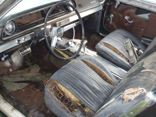 Find Used 1965 Chevy Impala Super Sport Ss Black Blk