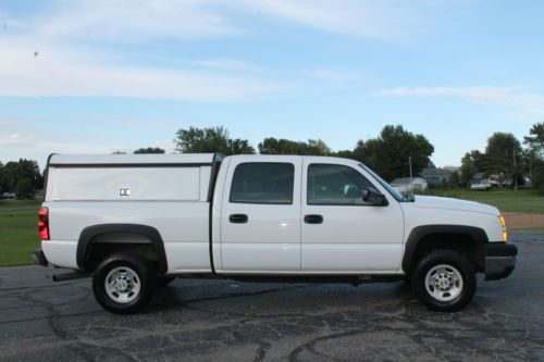 66 Duramax Diesel For Sale Sell Used 2007 Chevrolet Silverado 2500 HD Crew Cab Pickup