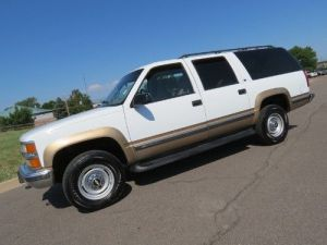 Sell used 1999 Chevrolet Suburban 2500 LS 4x4 1 Owner 454