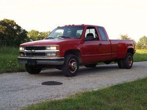 Find used 1997 Chevrolet Silverado C3500 ExCab Dually 454