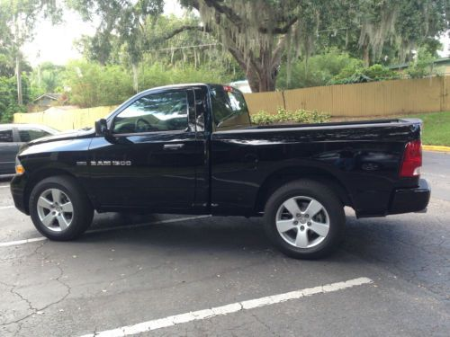 Sell Used 2012 Ram 1500 Express Slt Standard Cab Pickup 2