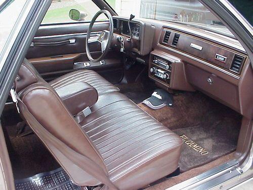 Buy Used 1983 Chevrolet El Camino Base Standard Cab Pickup 2 Door 5 0l In Canton Georgia