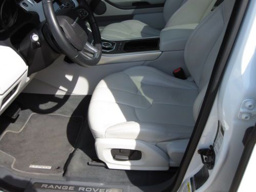 Find Used 2012 LAND ROVER RANGE ROVER EVOQUE ONLY 25383