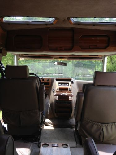 Sell Used 1992 Chevy G20 Conversion Van High Top Explorer In Hope Hull Alabama United States